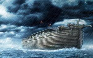 نوح و ابلیس در جنگی بنیادین…
