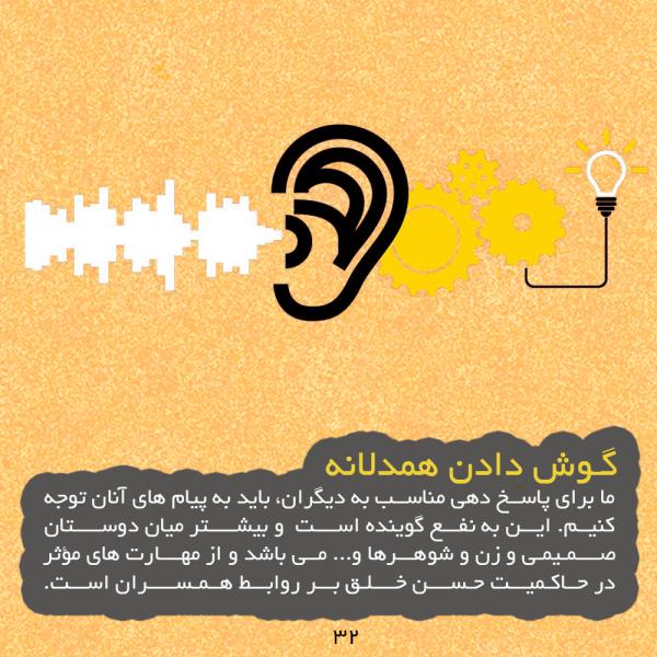 گوش دادن همدلانه