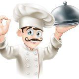 مرد آشپز