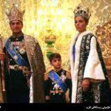 نفوذ پرون در محمد رضا
