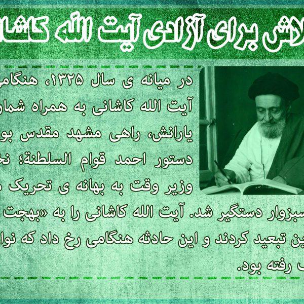 ایت الله کاشانی