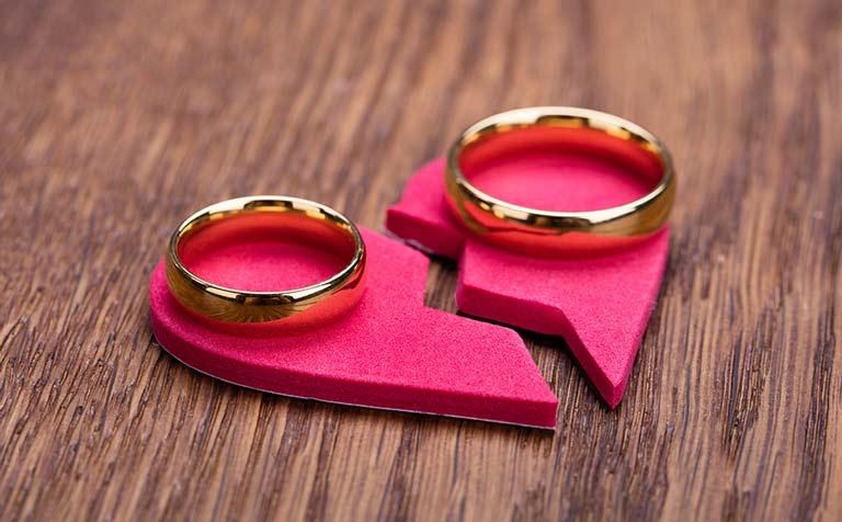 آمار طلاق و ازدواج (اینفو گرافی)