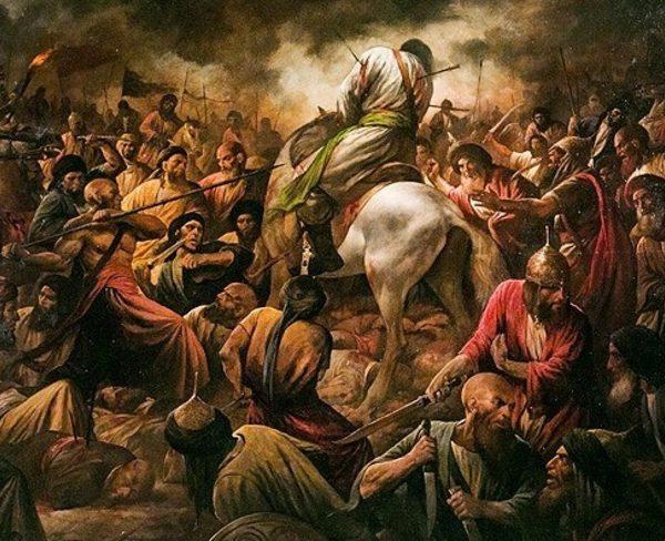 حضرت اباعبدالله الحسین (علیه سلام)
