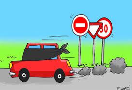 سرعت رانندگی ، فرهنگ رانندگی
